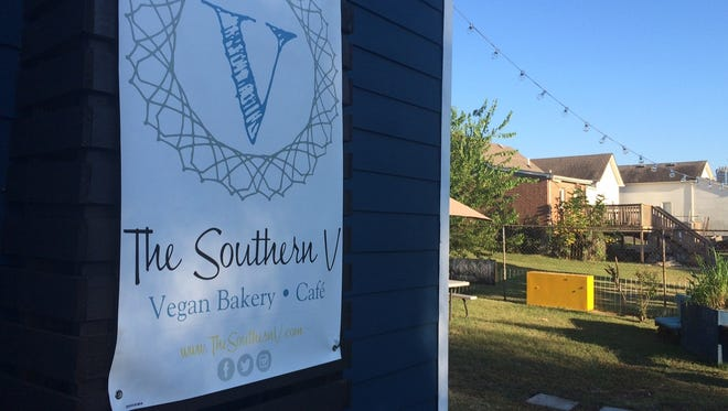 The Southern V is at 513 Fisk St.