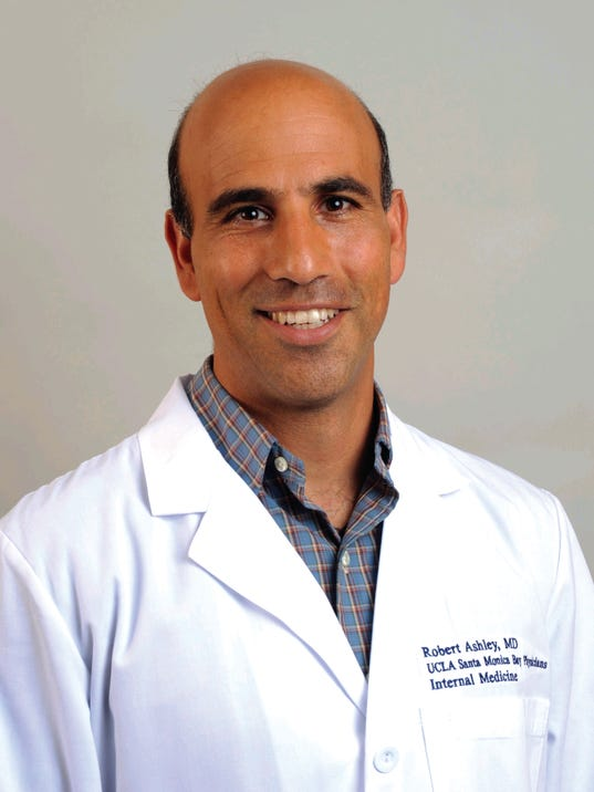 Dr. Robert Ashley MD