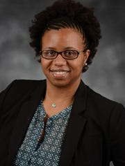 Dr. Dione King, assistant professor of social work at the University of West Florida.