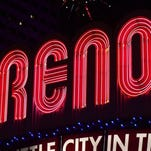 I'm 2/3 of the way through my contribution to #reno365. I hope you've enjoyed my quirky view on this place we call home and all the #round things I see. I wanted to share the name on top of the arch. It's an amazing city full of great people. I'm looking forward to seeing what develops this year. #365project #reno #photo #renoproud