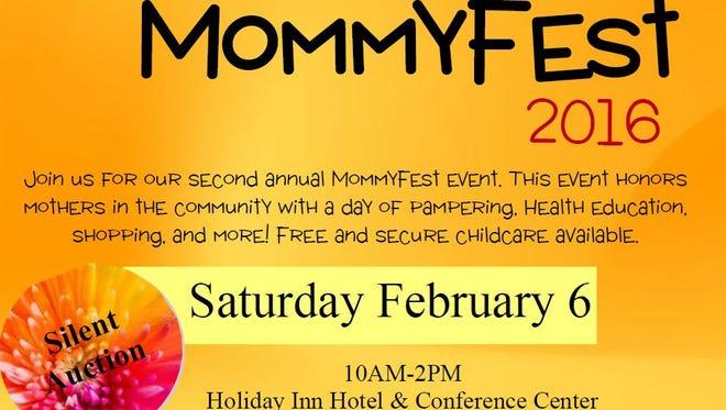 Flyer for MommyFest