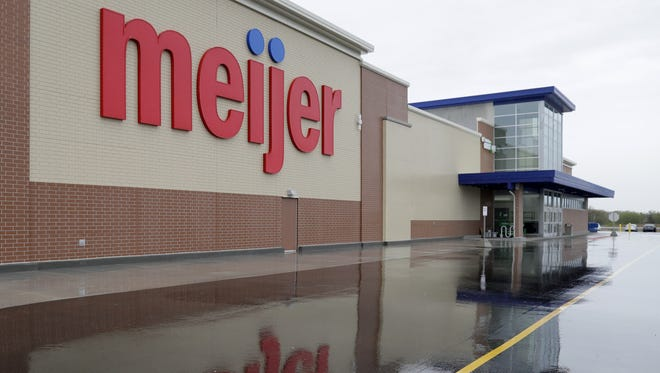 Meijer will open Thursday in Grand Chute.