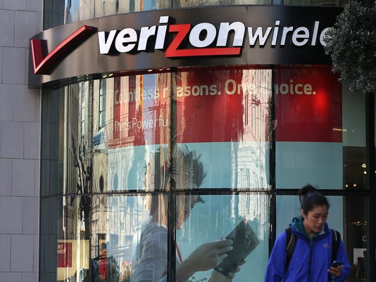 Verizon Reports Drop In Fourth Quarter Earnings
