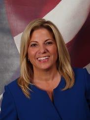 House Majority Leader Valerie Longhurst, D-Bear, backs