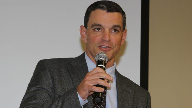 Nick Podhajsky, Iowa Farm Bureau District 6 Director