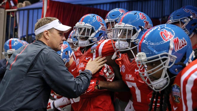 Ole Miss picked up its sixth commit in the past 16 days on Thursday.