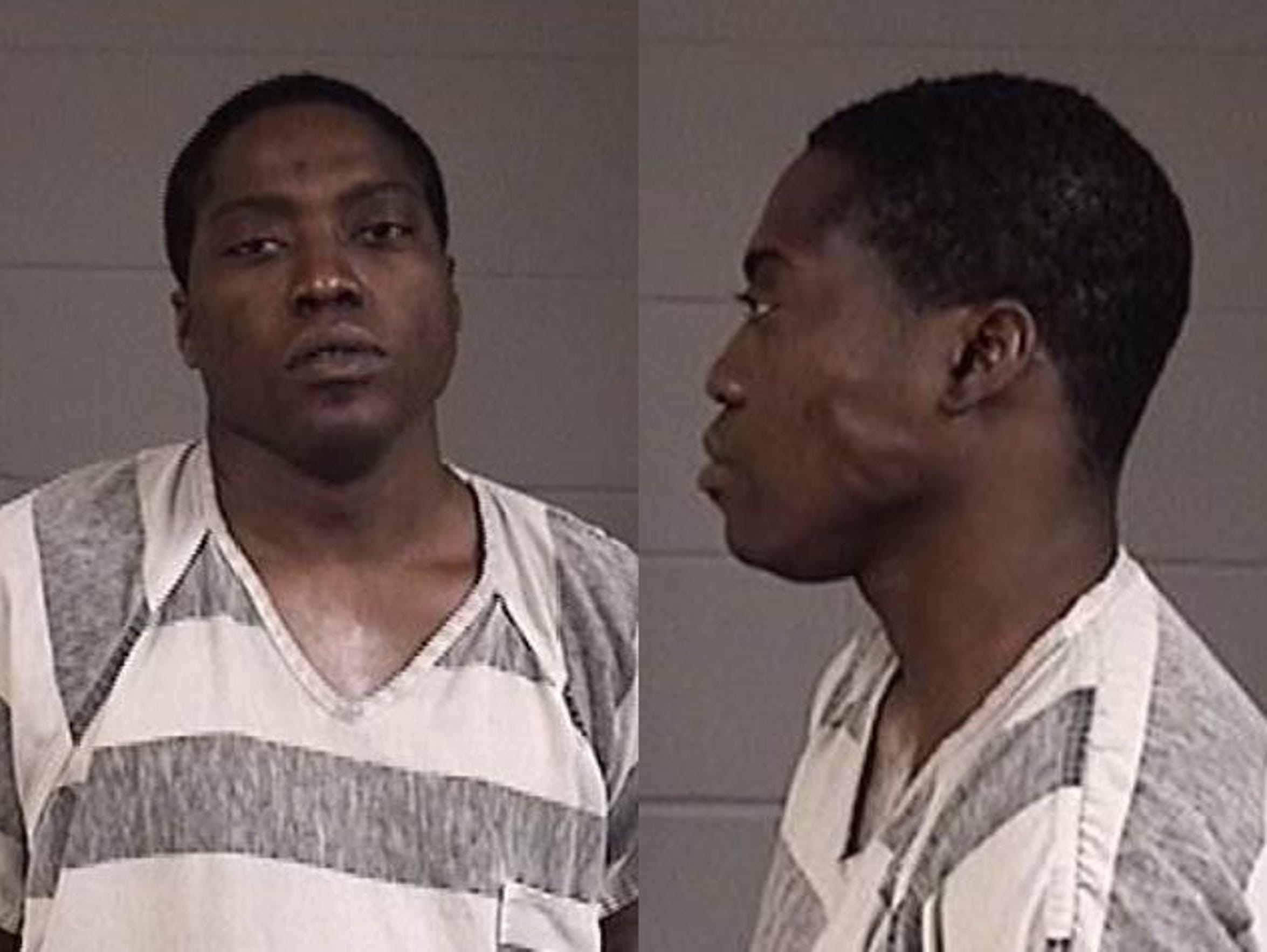 Frederick James McAbee, 41, is considered armed and