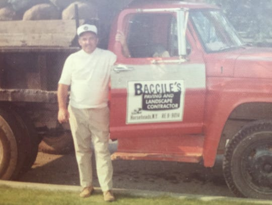 "Anthony ""Tony"" Baccile of Horseheads ran a landscaping"