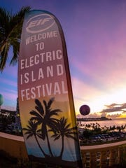 Electronic music fans are invited to this year's EIF, scheduled for June 24-25 at the Guam International Raceway in Yigo.