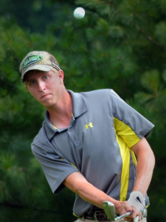 Axel Hartman, playing out of Briarwood West, won the York County Amateur on Sunday.