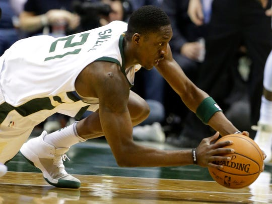 Tony Snell provides a defensive toughness.