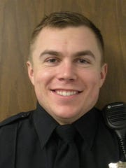 Senior Police Officer Brady Pratt