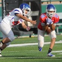Abilene Cooper football team honors late Clack Middle School student