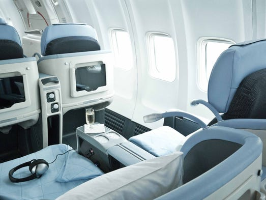 The Best Coach Class Airlines In The World