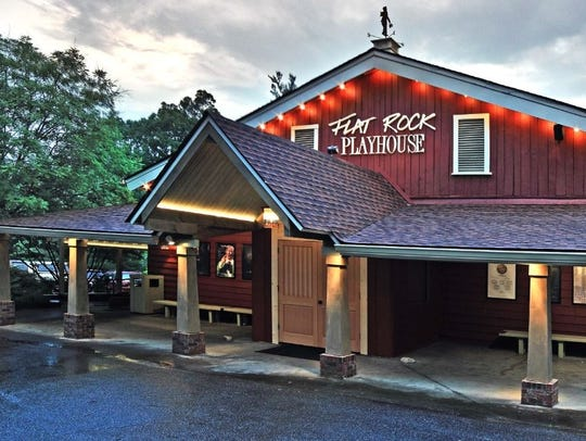 Flat Rock Playhouse is the State Theater of North Carolina.
