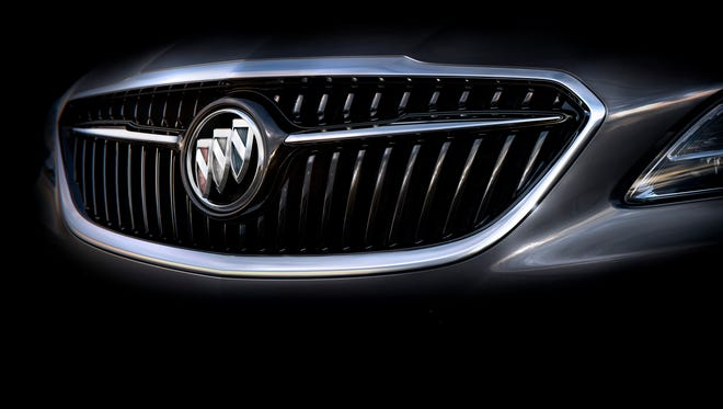 2017 Buick LaCrosse will feature many Avenir-inspired design cues