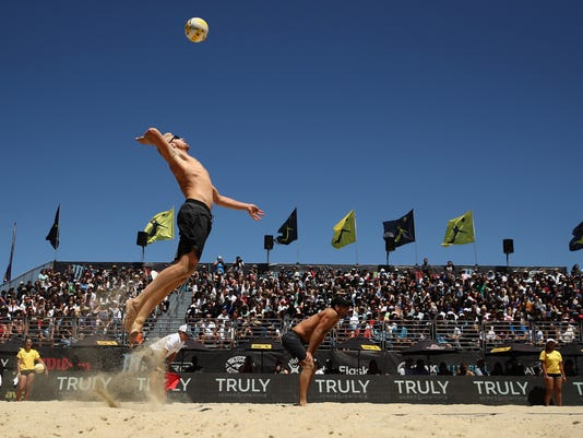 AVP San Francisco Open - Day 4
