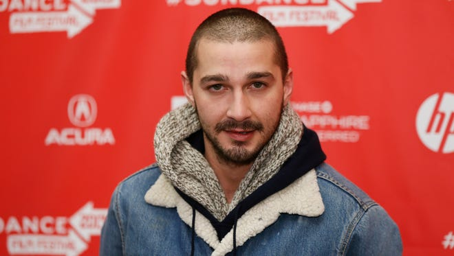 Shia LaBeouf has run into some trouble lately with plagiarism.