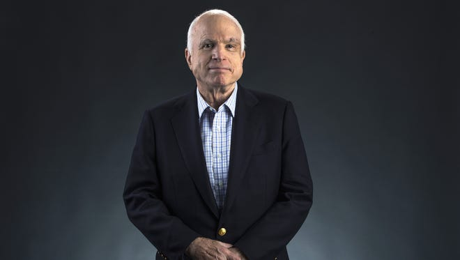 """Democratic congressman from Pennsylvania told a town-hall audience earlier this week that Sen. John McCain will make """"good choices"""" in evaluating the Graham-Cassidy health-care bill because """"he's staring death in the face right now."""""""