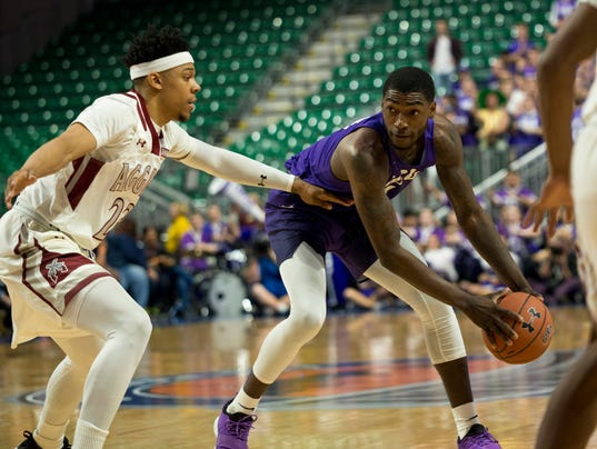 NCAA Basketball: WAC Basketball Championship-Grand Canyon vs New Mexico State Aggies