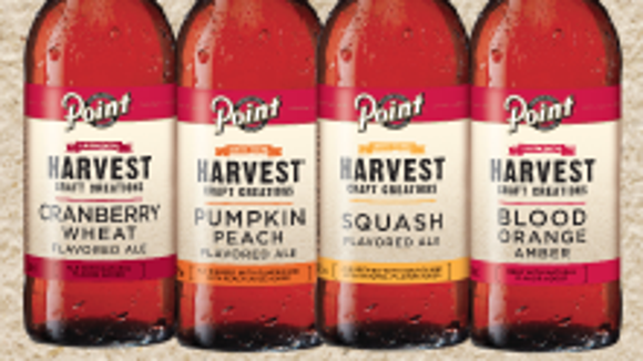The Stevens Point Brewery recently released a Harvest