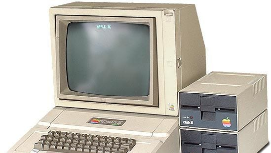 Look like junk? a 1977 Apple II sold for $6,100 in a 2011 auction on eBay, according to  auction house Bonhams.