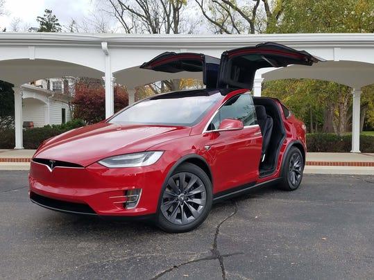 Payne: Tesla's electrifying Model X SUV