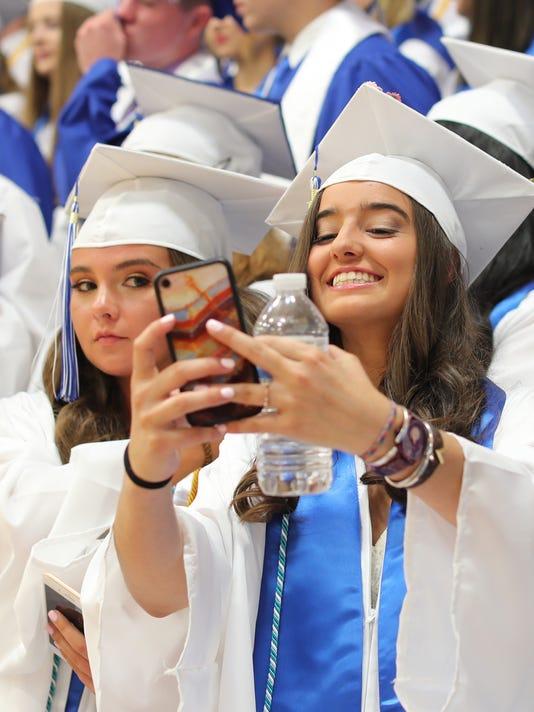 Pearl River HS Graduation