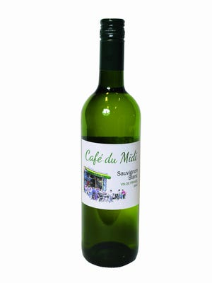 The Cafe du Midi Sauvignon Blanc from France, recommended by Paige Donahoo, a certified wine expert at Stew Leonard's Wines in Yonkers.
