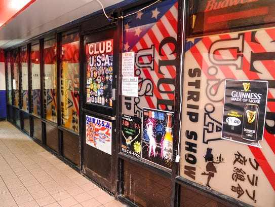 Club U.S.A. in Tumon.