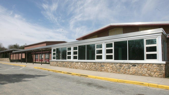 Curtis Corner Middle School in South Kingstown.