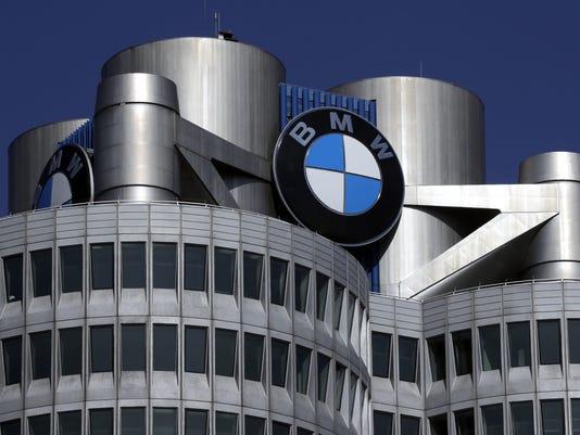 Germany BMW Diesel Emissions