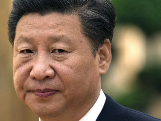 China President Xi S U S Tour First Microsoft Then Politics