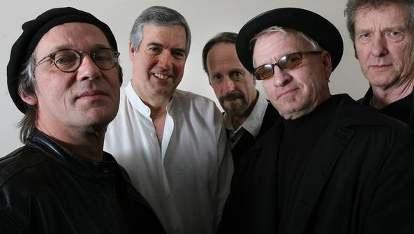 Legendary garage rock band the Sonics will play their
