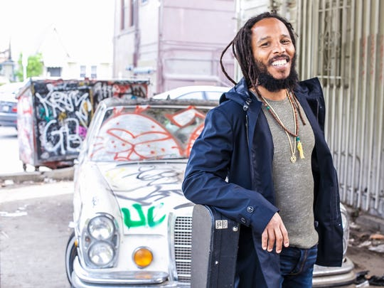 Ziggy Marley plays a sold-out show Friday at Higher Ground.
