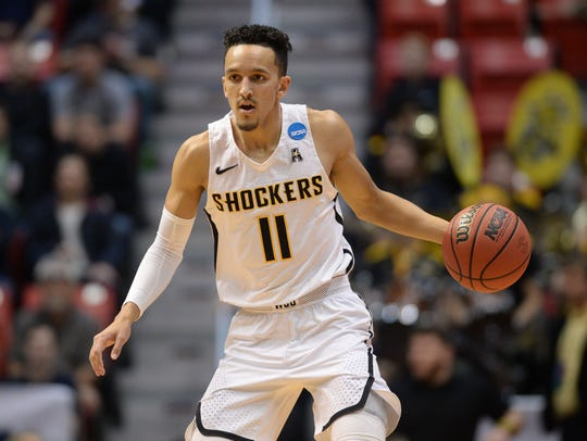 Landry Shamet, guard, Wichita State.