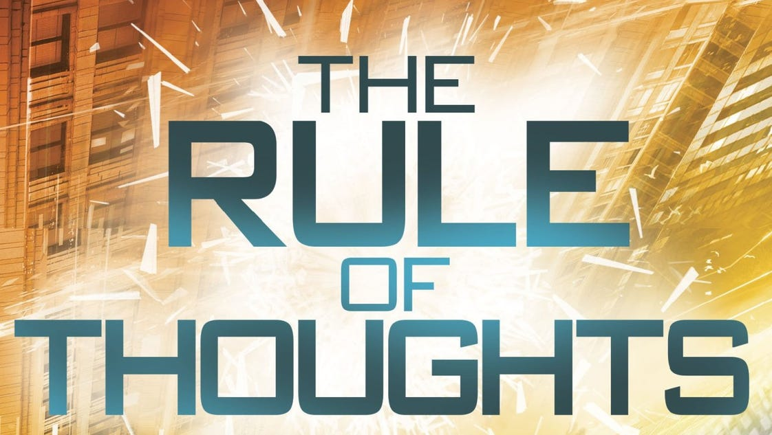 Book Buzz James Dashner 39 S 39 Rule Of Thoughts 39 Excerpt