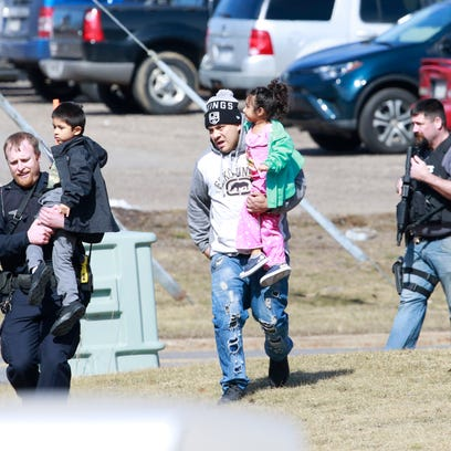 Wis. police officer, 3 others dead in shooting spree