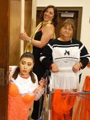 """The Island Theater Company's upcoming comedy """"Nana's Naughty Knickers"""" opens March 23. Written by Katherine DiSavino, the show is about Bridget and her grandmother, who are about to become roommates in Nana's rent controlled Upper East Side New York apartment."""