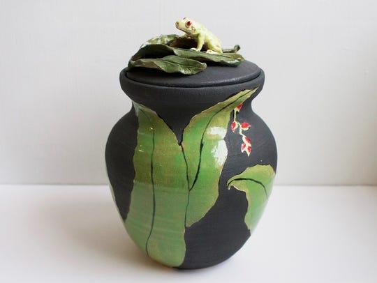 """""""Tree Frog"""" by Lori Gramling"""