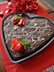 Wednesday is Valentine's Day, a day when many people indulge in a lot of chocolate.