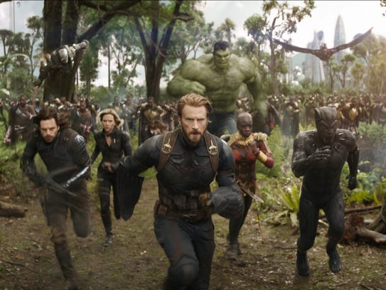 People are going to be running to 'Avengers: Infinity