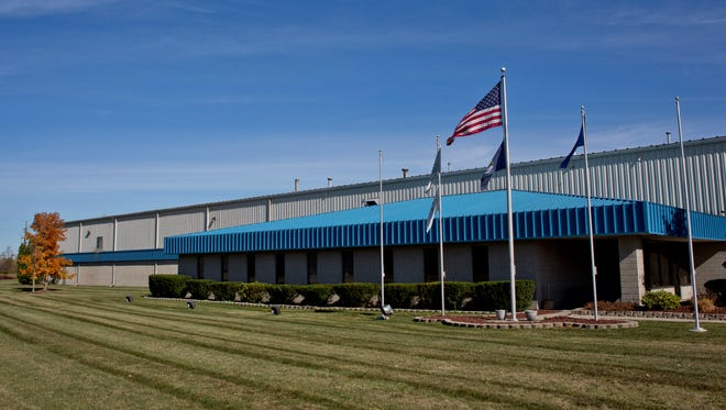 International Automotive Components, LLC in St. Clair, will be building a 40,000-square-foot expansion and adding 65 new jobs.