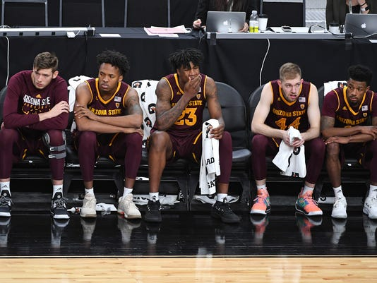NCAA Basketball: Pac-12 Conference Tournament - Arizona State vs Colorado