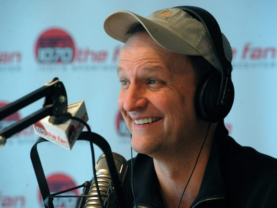 Emmis said people listen to Dan Dakich for his strong opinions.
