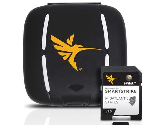 Humminbird SmartStrike for Mid-Atlantic states.