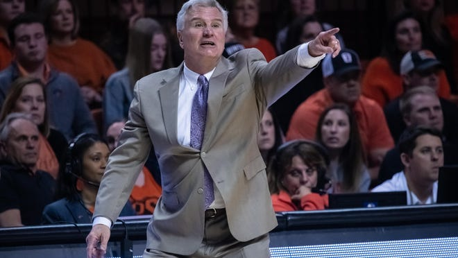 Kansas State basketball coach Bruce Weber is eager to see how his Wildcats perform in Wednesday's season opener against Drake.