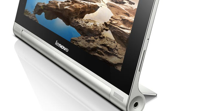 Lenova's Yoga Tablet
