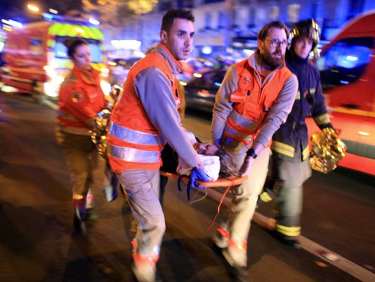 Islamic State releases video of Paris attackers