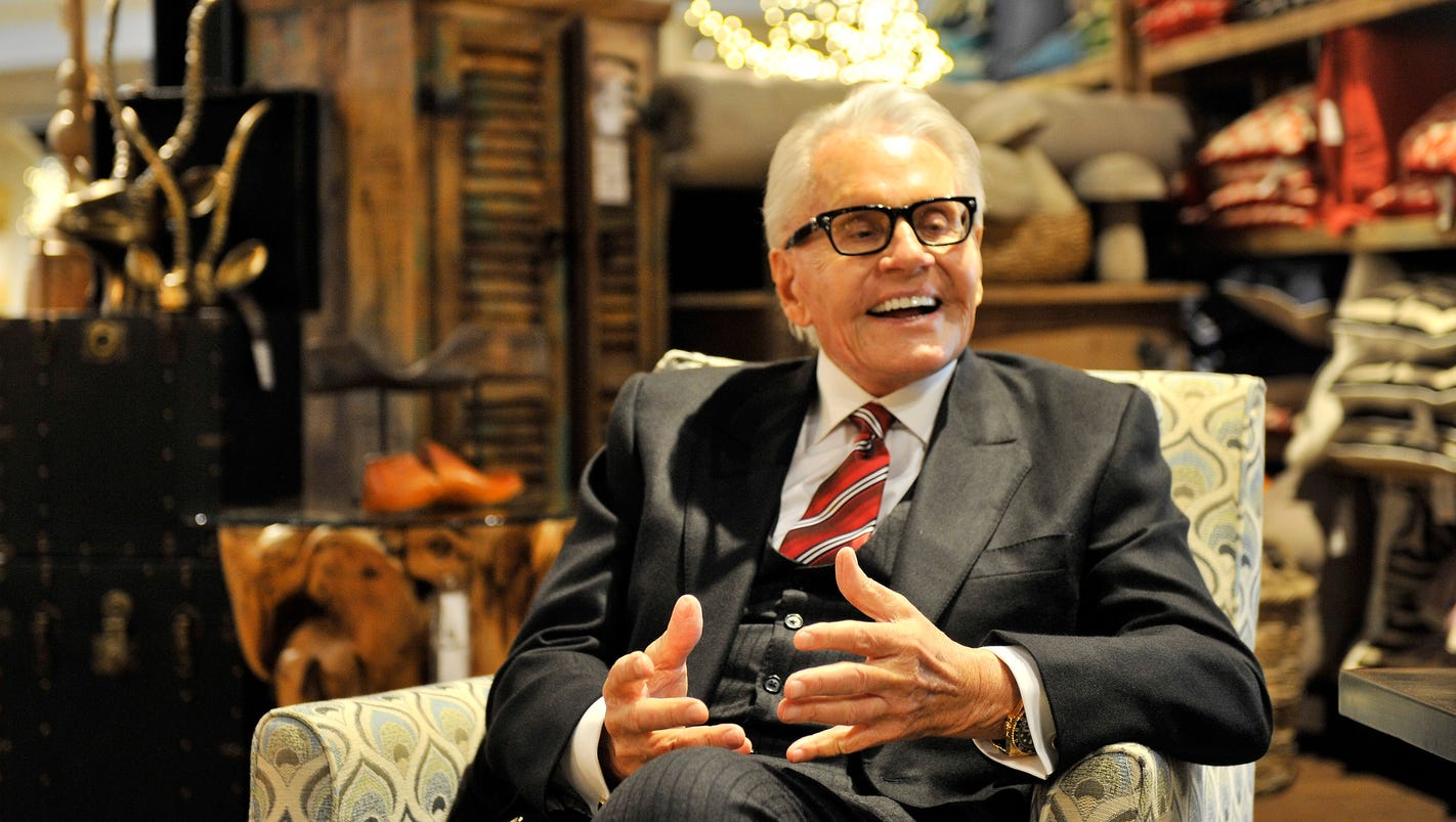 Furniture titan Art Van Elslander dies at 87